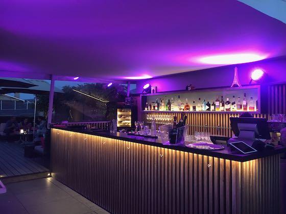 Genfer Bar im Hotel Metropol