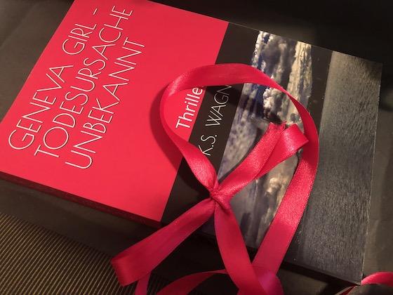 Taschenbuch Geneva Girl - Todesursache unbekannt