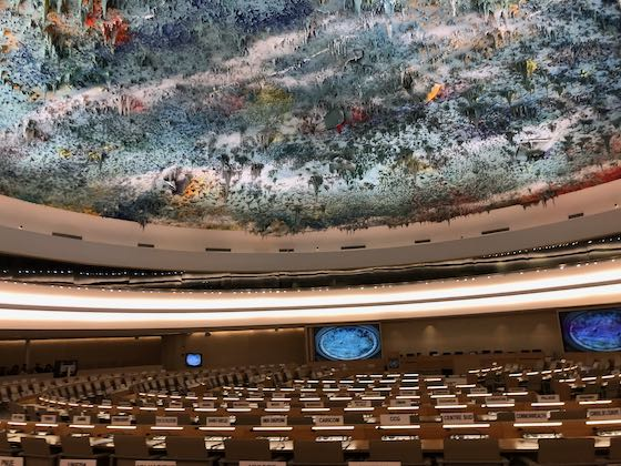 Salle Human Rights Council