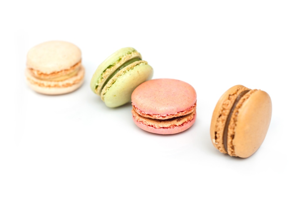 Macarons aus Genf