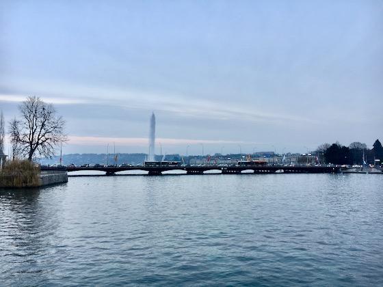 Genfer Mont-Blanc-Brücke