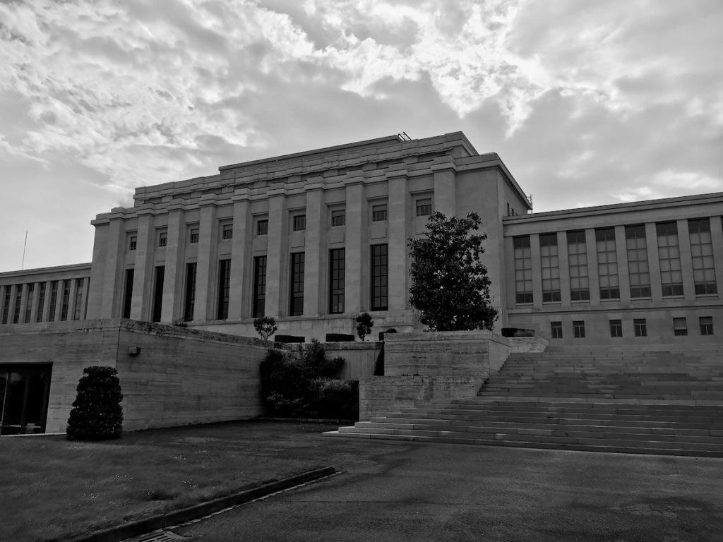 Völkerkundepalast in Genf