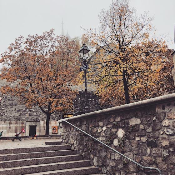 Genfer Altstadt